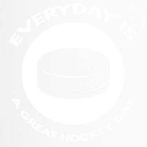 Hockey: Everyday is a great day hockey - Travel Mug