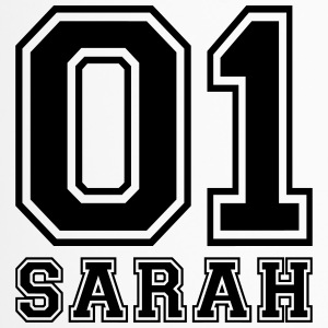 Sarah - Name - Travel Mug