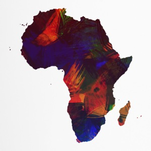 Afrika - Bunt - Thermobecher