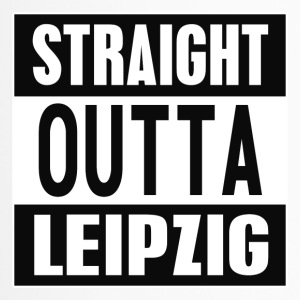Straight Outta Leipzig - Mug thermos