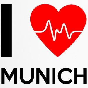 I Love Munich - I love Munich - Travel Mug