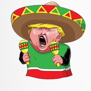 trump-the-mexican - Travel Mug