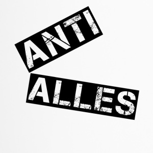 Anti Alles - Thermobecher