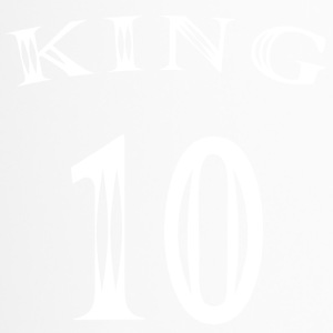 King Number 10 - Travel Mug