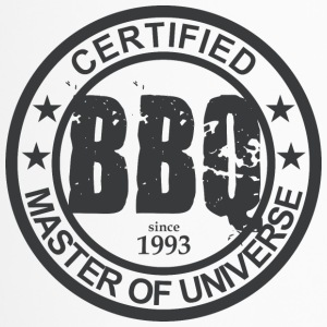 Certified BBQ Master 1993 Grillmeister - Thermobecher