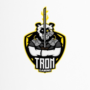 Tron-Gaming-Logo-Gelb-Transparent - Thermobecher