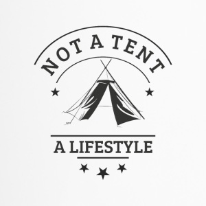 not_a_tent - Taza termo