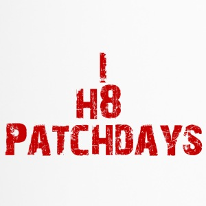 Odio Patch Days - Tazza termica