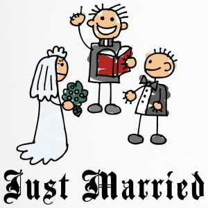 Funny Just Married - Thermo mok