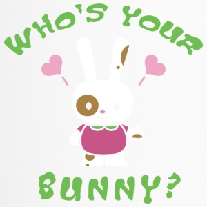 Easter Who's Your Bunny - Travel Mug