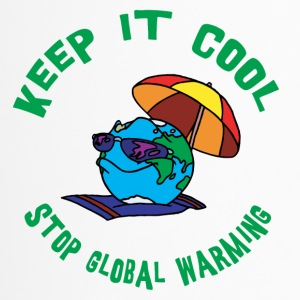 Earth Day Stop Global Warming - Termosmugg
