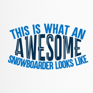 Awesome Boarder - Boarder Macht - Thermo mok