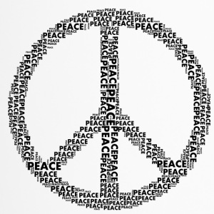 PEACE statement design - Thermobecher