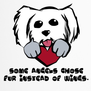 Angels in Fur - Dogs Love - Travel Mug