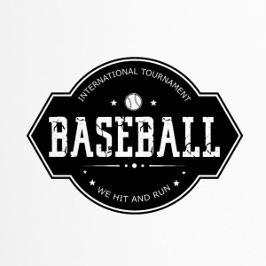 Baseball - Hit and Run - Tazza termica