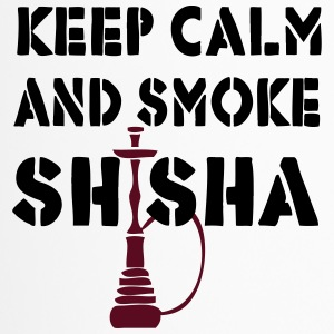 KEEP CALM AND SMOKE SHISHA - Thermobecher