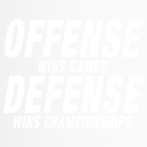 Offense Defense Championship - Travel Mug