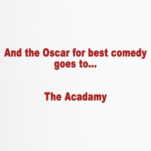 And the Oscar for best comedy goes to ... the Acada - Travel Mug