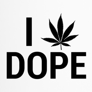 I love Dope - Thermobecher