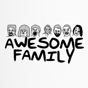 Awesome familjen <3 - Termosmugg