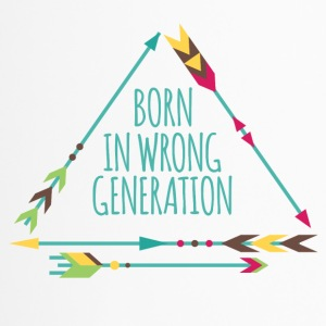 Hippie / Hippies: Born in wrong Generation - Thermobecher