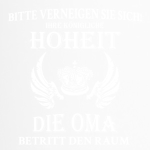 Oma Hoheit - Thermobecher