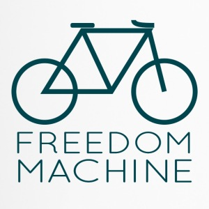 Bicycle: Freedom - Travel Mug