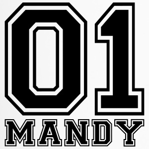 Mandy - Name - Thermobecher