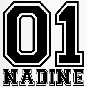 Nadine - Name - Travel Mug