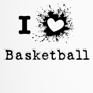 iLove Basketball - Thermobecher
