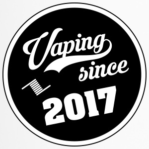 Vaping sinds 2017 - Thermo mok