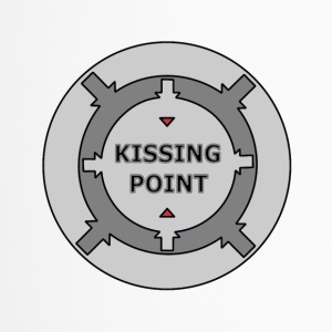 kissing Point gris - Mug thermos