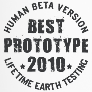 2010 - The birth year of legendary prototypes - Travel Mug