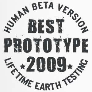 2009 - The birth year of legendary prototypes - Travel Mug
