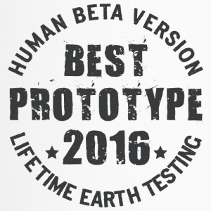 2016 - The birth year of legendary prototypes - Travel Mug