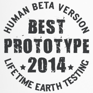 2014 - The birth year of legendary prototypes - Travel Mug