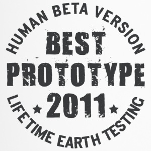 2011 - The birth year of legendary prototypes - Travel Mug