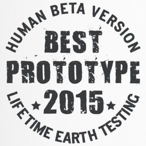 2015 - The birth year of legendary prototypes - Travel Mug