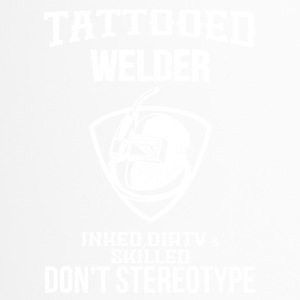 TATTOOED WELDER - Thermo mok