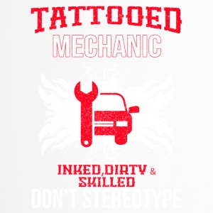 TATTOOED MECHANIC - Travel Mug