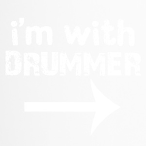shirt Drummer - Thermo mok