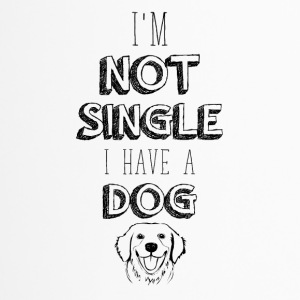 single dog - Thermobecher