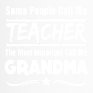 teacher - Thermobecher