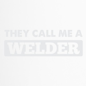 Call a welder - Travel Mug