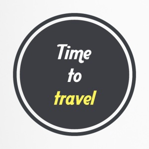 Time to travel - Cercle - Mug thermos