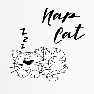 Nap Cat - Thermobecher