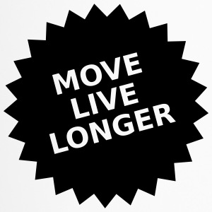 move live longer - Thermobecher