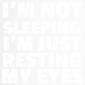 NOT SLEEPING - Thermobecher