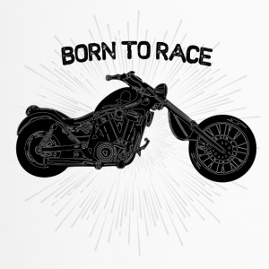 Born to race! - Thermobecher