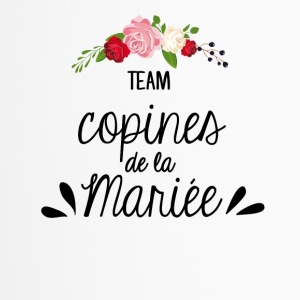 Team copines de la mariée - Mug thermos